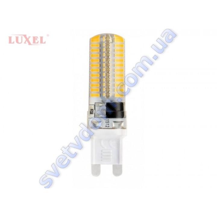 Лампа світлодіодна LUXEL LED G9-4-N 4W (аналог 40Вт) G9 (220V) 4000K