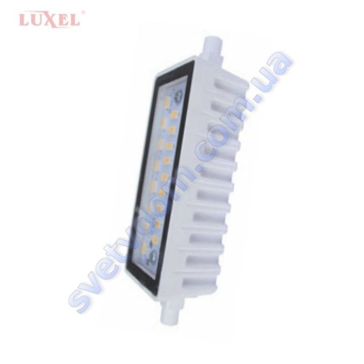Лампа светодиодная прожекторная LUXEL LED J118-1-N 11W (аналог 100Вт) R7S 4000K