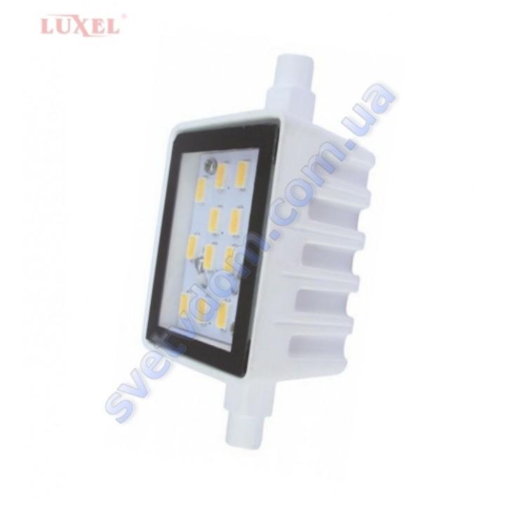 Лампа светодиодная прожекторная LUXEL LED J78-1-N 7W (аналог 60Вт) R7S 4000K