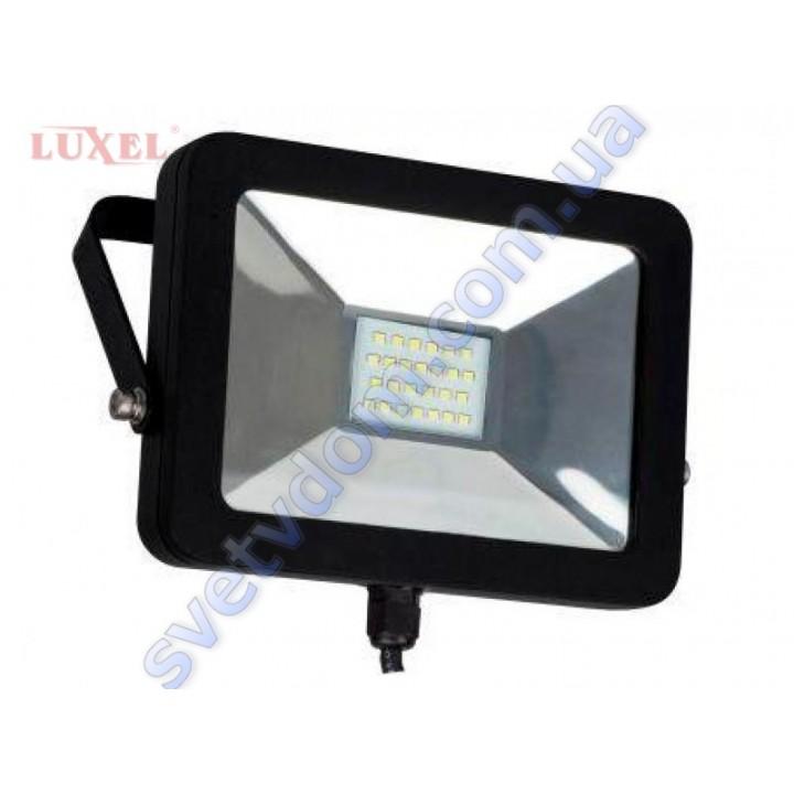 Прожектор светодиодный LED Luxel LPE-30С 30W 6500K
