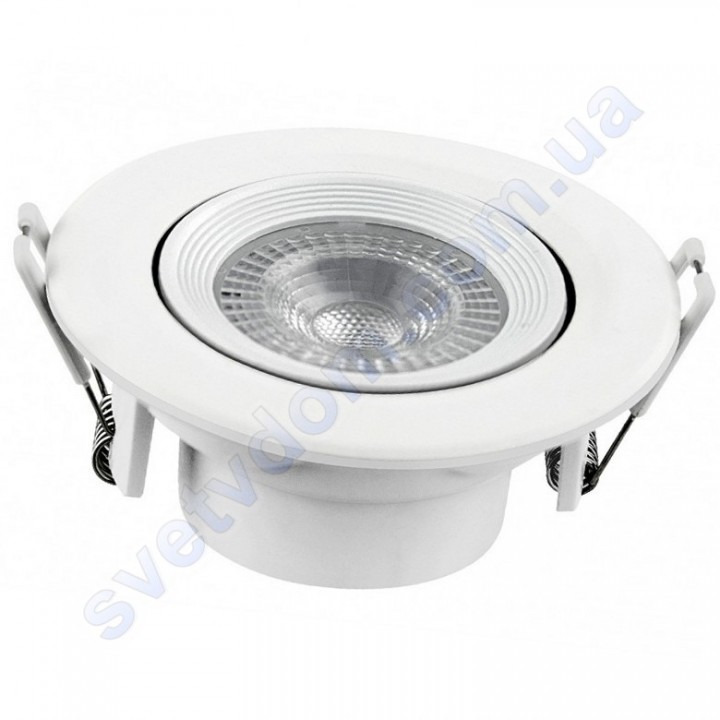 Світильник точковий світлодіодний LED Luxel DL-7N 7W 4000K