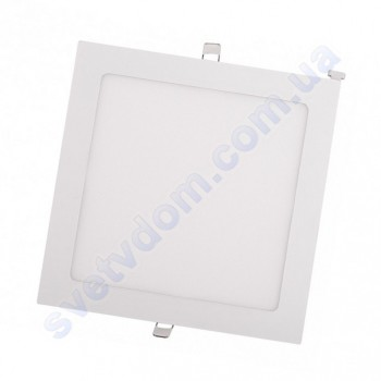 Світильник стельовий світлодіодний LED-панель Luxel DLS-6N 6W 4000K