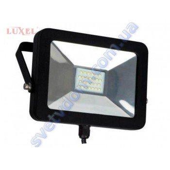 Прожектор светодиодный LED Luxel LPE-20С 20W 6500K