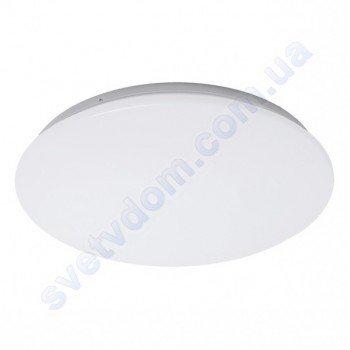 Світильник Світлодіодний LED настінно-стельовий Luxel CLR-27N білий 4000K 27W