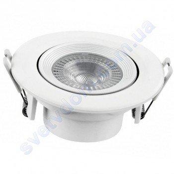 Світильник точковий світлодіодний LED Luxel DL-5N 5W 4000K