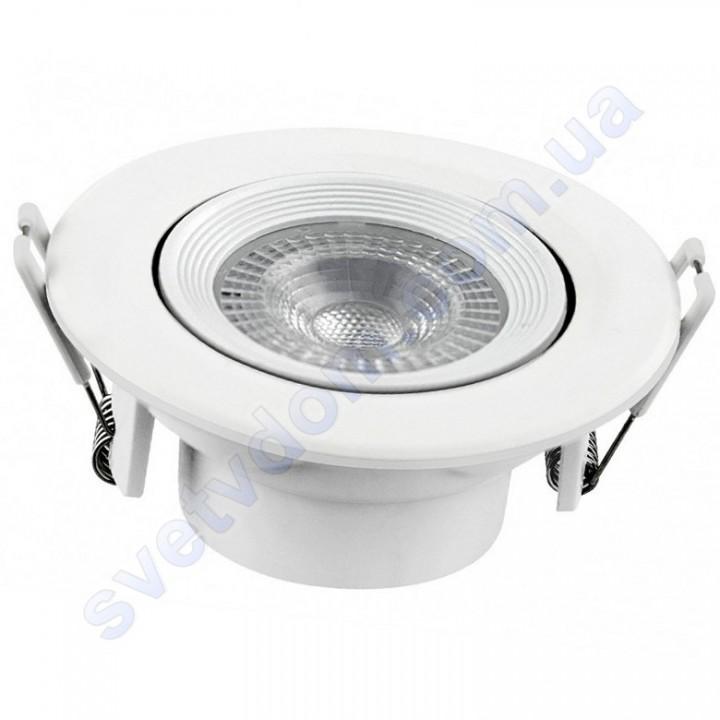 Світильник точковий світлодіодний LED Luxel DL-9N 9W 4000K