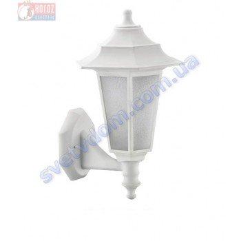 Светильник уличный садово-парковый Horoz Electric BEGONYA-2 E27 40W max IP44 белый-черный 400-010-117