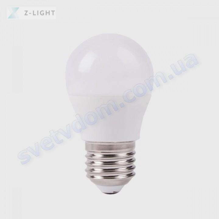 Лампа світлодіодна Z-Light ZL1001-E27-8-C 8W (аналог 65Вт) A45 6400K E27