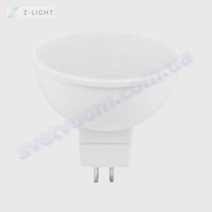 Лампа светодиодная Z-Light ZL1031-8W 8W (аналог 75Вт) MR16 4000K GU5.3