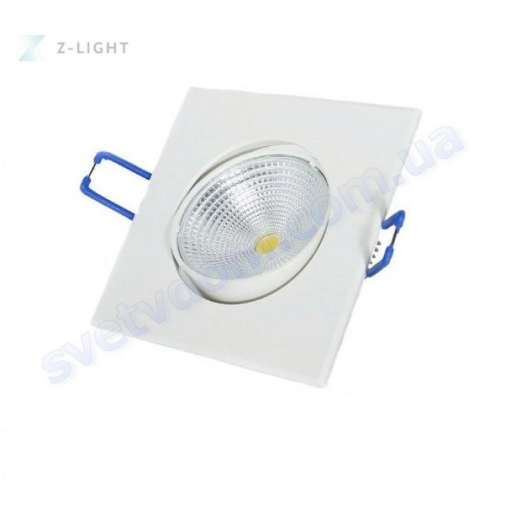 Светильник точечный светодиодный LED Z-Light ZL2002 5W 4500K