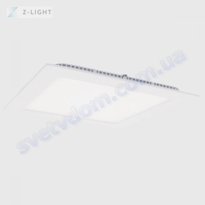 Светильник потолочный светодиодный LED-панель Z-Light ZL2005-12-H 12W 3000K