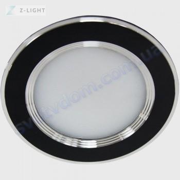 Светильник точечный светодиодный LED Z-Light ZL2006-5W 5W 4500K черный-белый-хром 260051