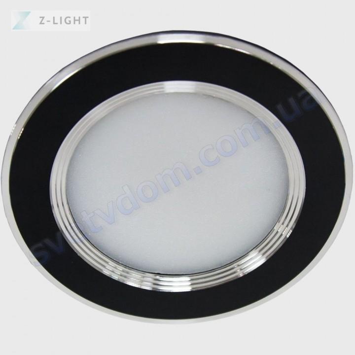 Светильник точечный светодиодный LED Z-Light ZL2006-5W 5W 4500K черный-белый-хром