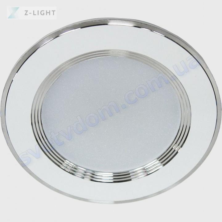 Светильник точечный светодиодный LED Z-Light ZL2006-7W 7W 4500K черный-белый-хром