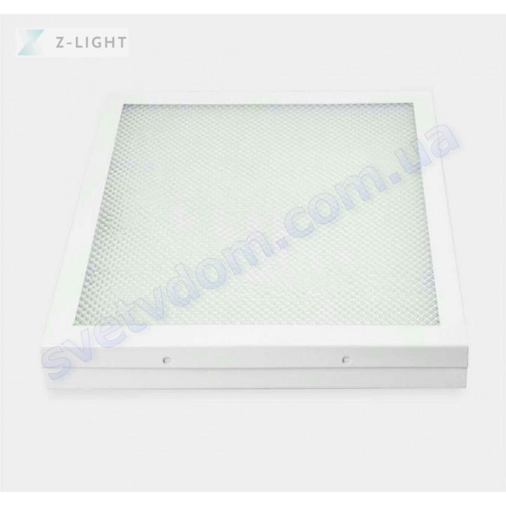 Светодиодная растровая LED-панель типа Армстронг Z-Light ZL2007 36W 4000K