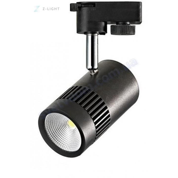Светильник трековый светодиодный TRACKLIGHT LED Z-Light ZL4000-13W 13W 4200K черный-белый