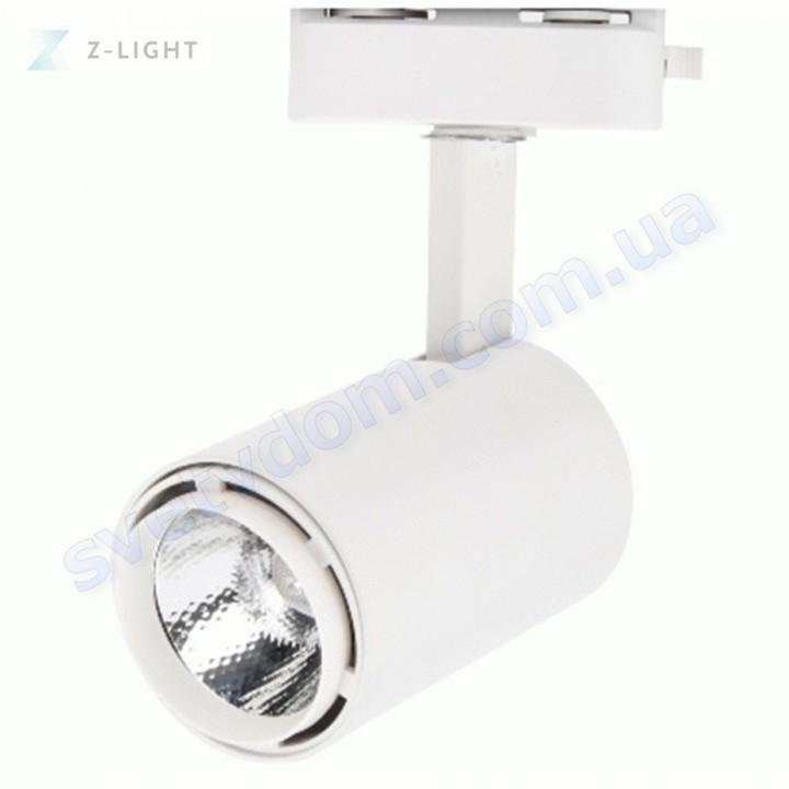 Світильник трековий світлодіодний TRACKLIGHT LED Z-Light ZL4007-30W 30W 2700K чорний-білий