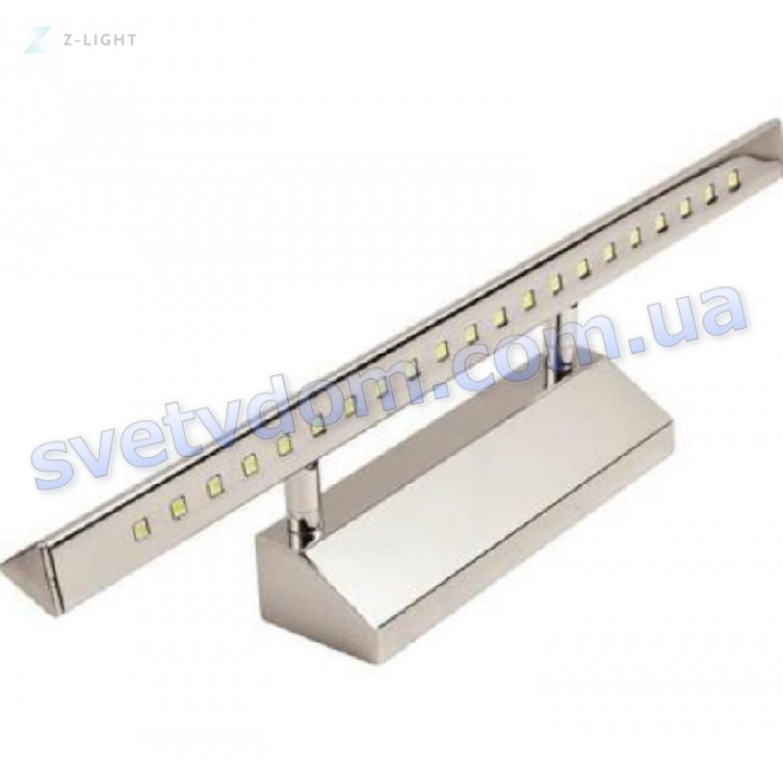 Светильник светодиодный подсветка LED Z-light ZL7005-5 5W 4500K хром (для картин, зеркал и т.п.)