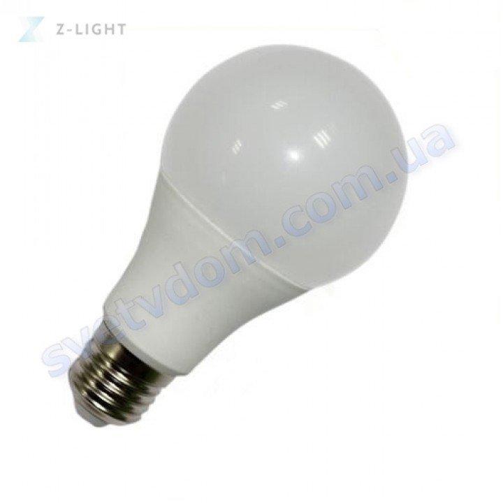 Лампа світлодіодна Z-Light ZL1003-18 18W (аналог 150Вт) A80 4000K E27