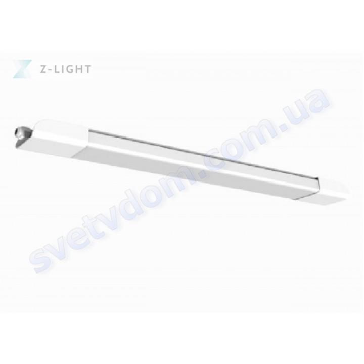 Світильник світлодіодний лінійний настінно-стельовий LED Z-Light ZL7012-36W 120cm 36W 6400K