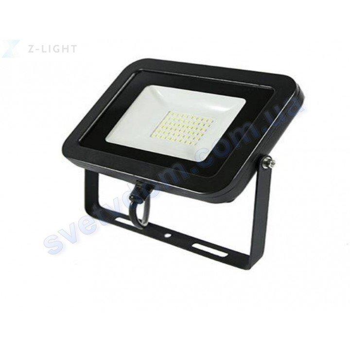 Прожектор светодиодный LED Z-Light ZL4008-1-30W 30W 6500K