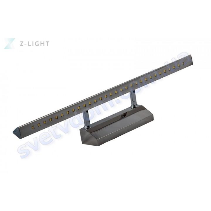Світильник світлодіодний LED підсвічування Z-light ZL7005-7 7W 4500K хром (для картин, дзеркал тощо)